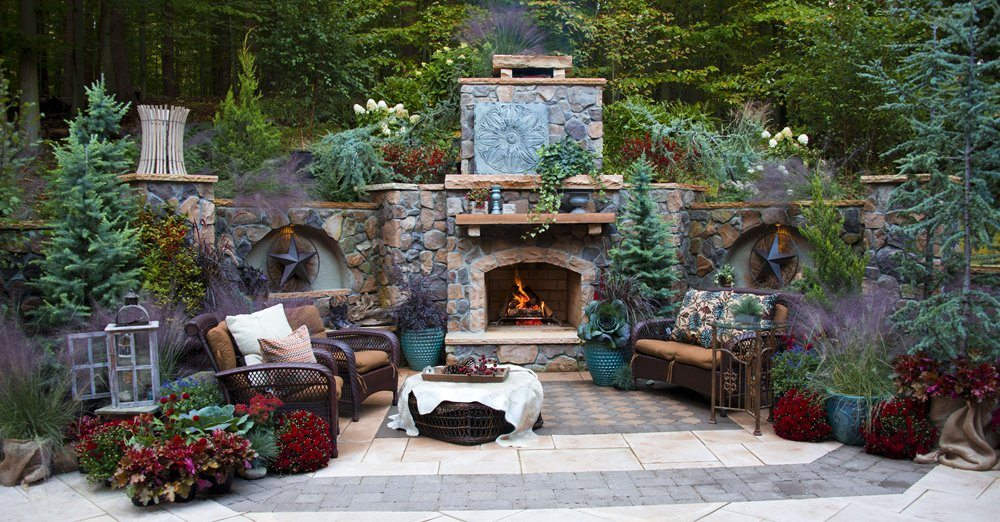 Fire up your outdoor lifestyle merrifield garden center for Merrifield garden center