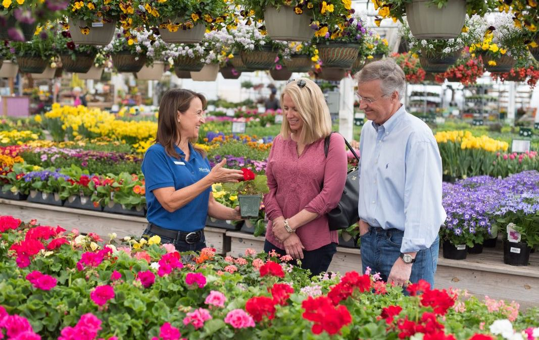 Join The Merrifield Garden Center Team