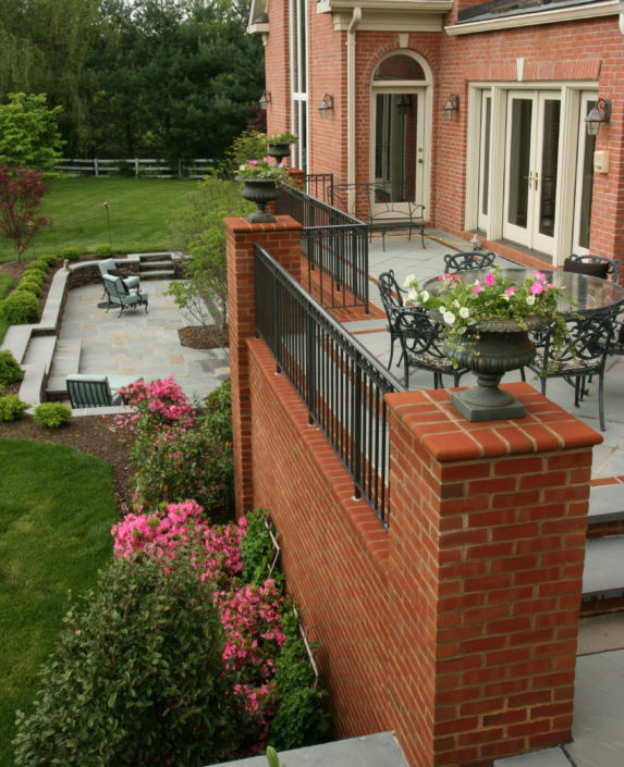 Multi-Level Patio and Deck