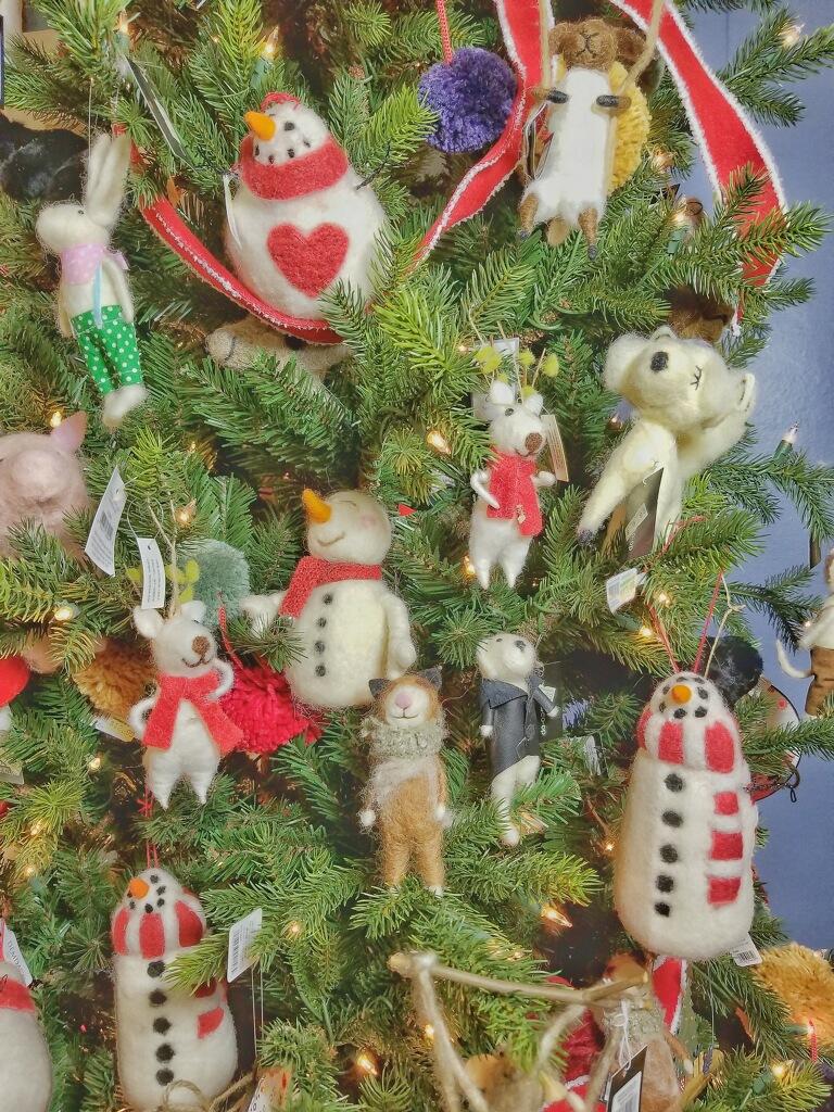 Christmas Tree, Holiday Decor