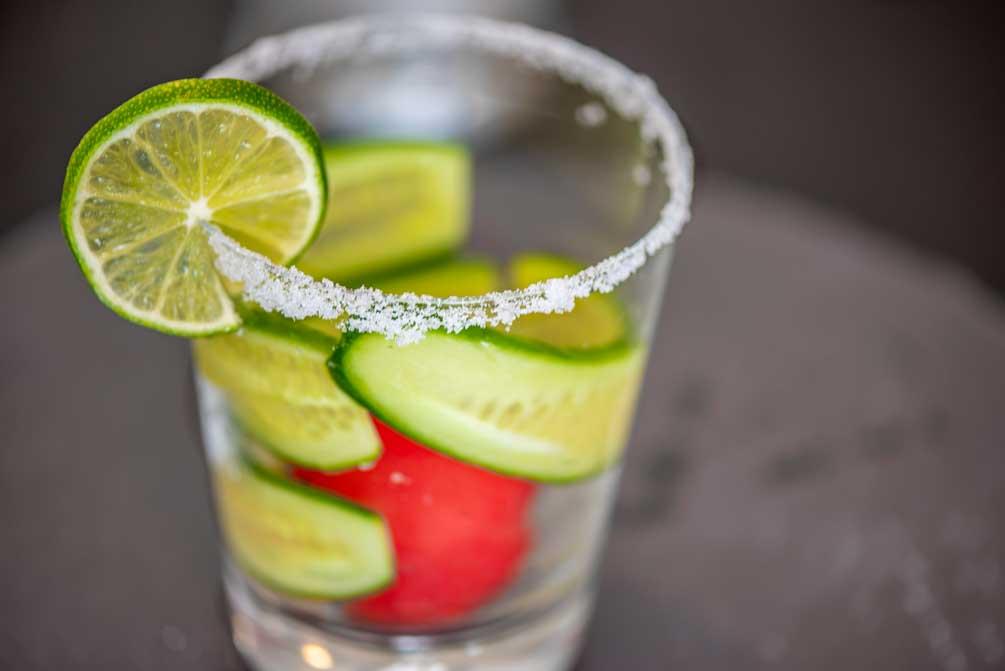 Watermelon Gin Cocktail Blog