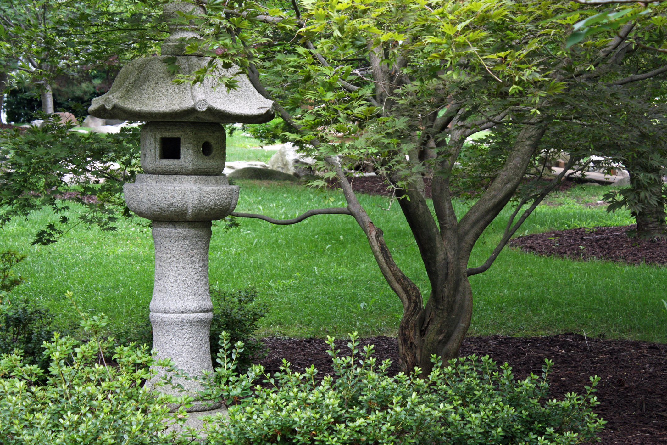 Japanese Garden Elements Merrifield Garden Center