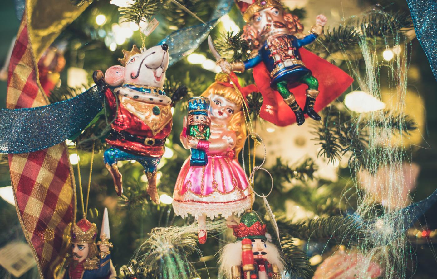 Christmas Ornaments, Holiday Decor