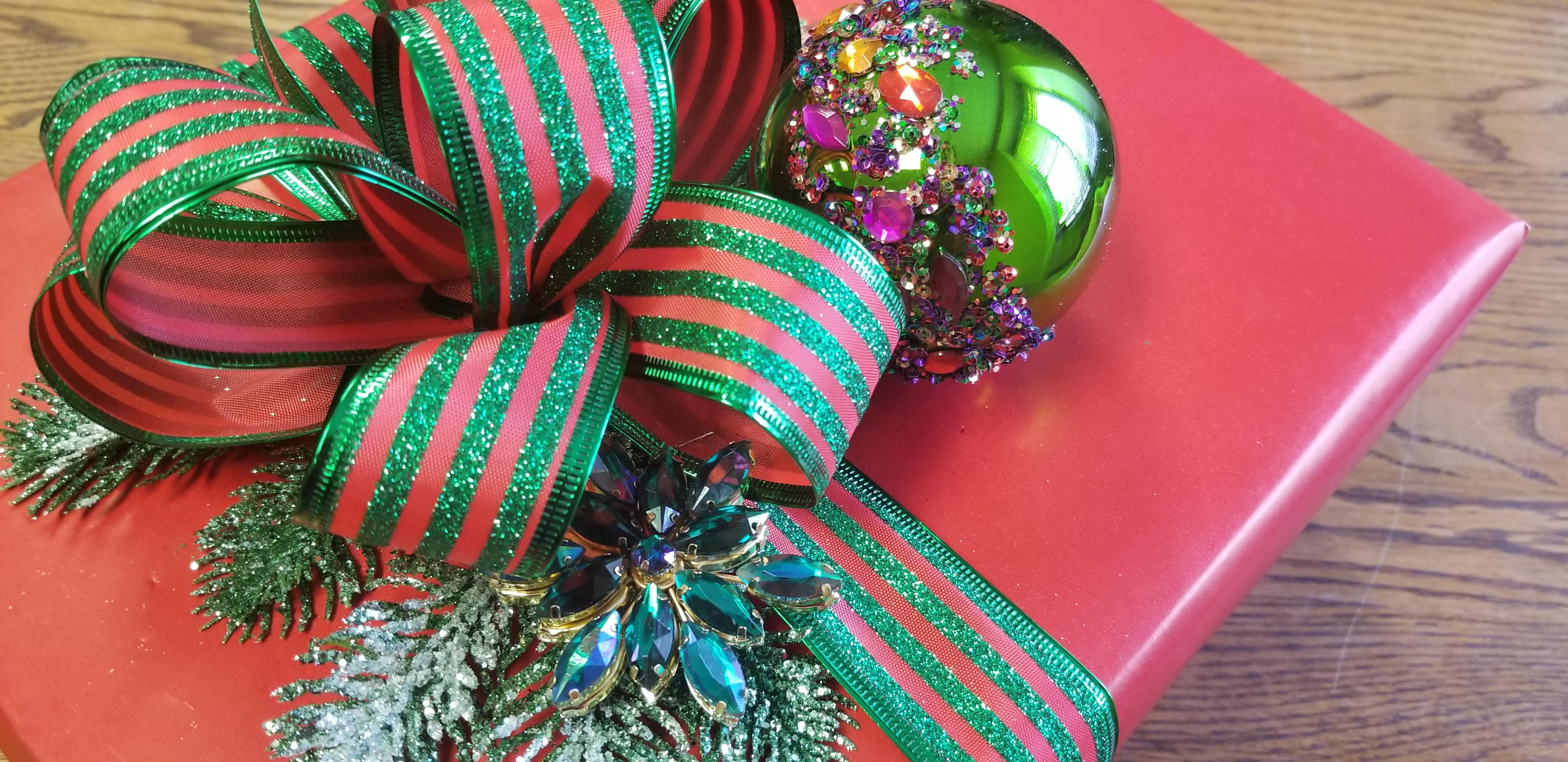 Gift Wrap Tips Inspiration Merrifield Garden Center