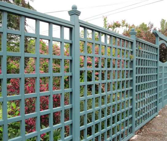 Deer fencing via Green Coast Carpentry