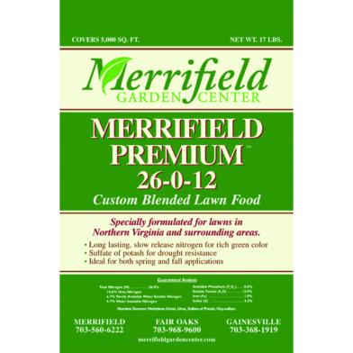 Merrifield Premium Lawn Food