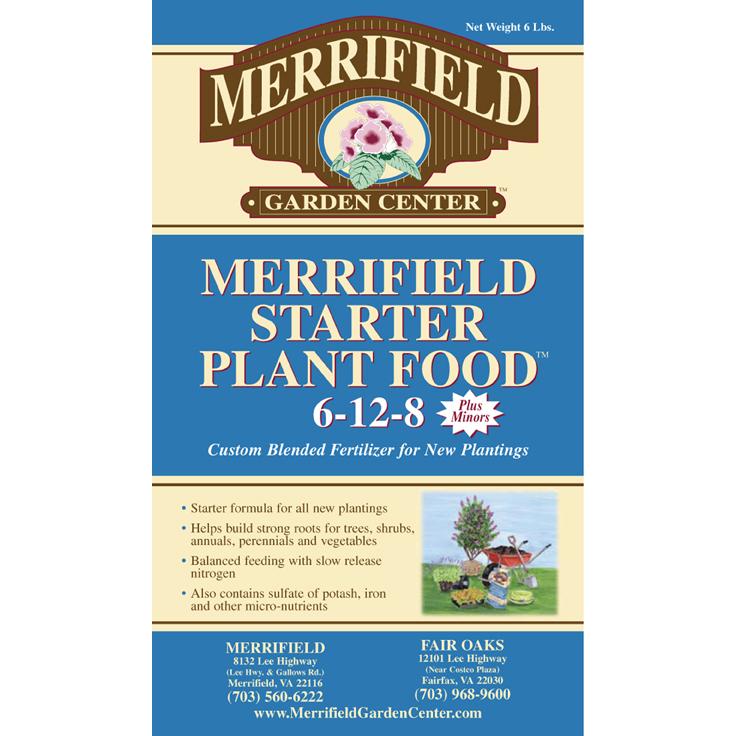 Merrifield Starter Plant Food
