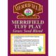 Merrifield Tuff Play Grass Seed Blend