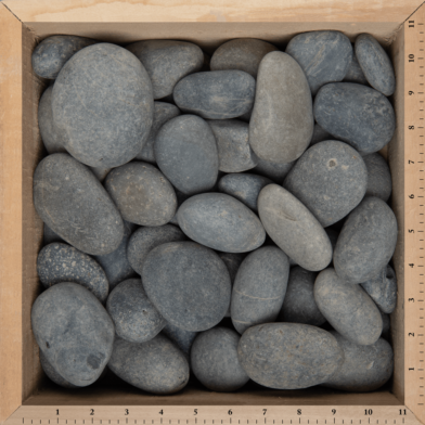 Mexican Beach Pebbles 1-3""