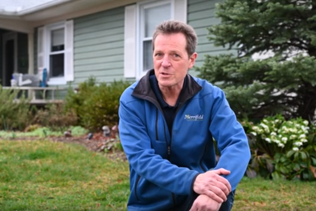 Spring Lawn Care Tasks Video Splash Page